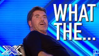 MOST AWKWARD and CRINGEWORTHY Auditions from The X Factor UK and USA | X Factor Global