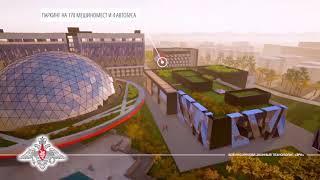 Военный инновационный технополис «ЭРА» в Анапе