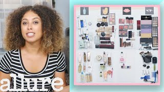 Every Product In My Beauty Collection: The Makeup Artist | Allure