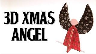XMAS SERIES: 3D ANGEL - ANGEL 3D