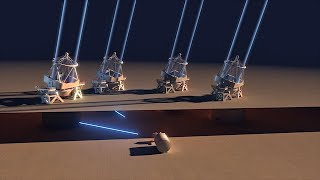 ESOcast 152 Light: ESO's VLT Working as 16-metre Telescope for First Time (4K UHD) | Kholo.pk
