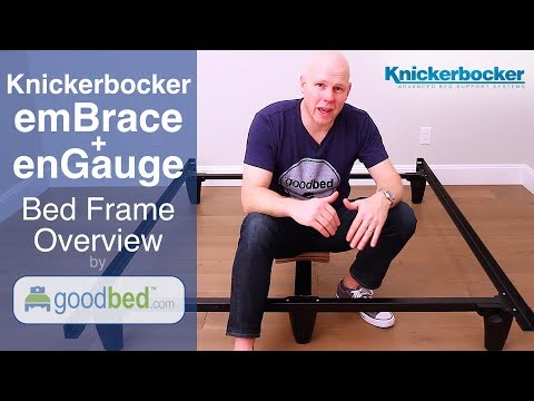 Knickerbocker emBrace + enGauge Bed Frames EXPLAINED by GoodBed (VIDEO)