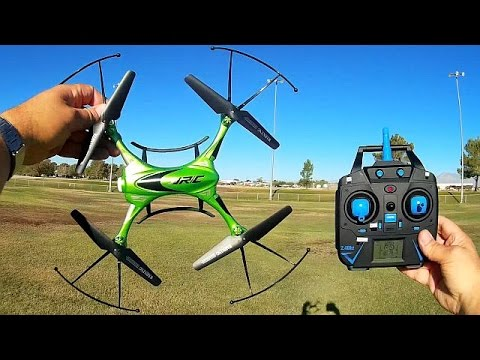 JJRC H31 Waterproof Sport Drone Flight Test Review