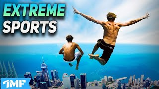 TOP 10 EXTREME SPORTS In the world( Adventurous Sports)