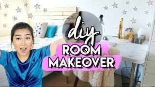 DIY EXTREME ROOM MAKEOVER/TRANSFORMATION (Room Makeover Part 1) | JENerationDIY