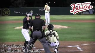 TYLER BEEDE PROSPECT VIDEO, RHP, VANDERBILT UNIVERSITY