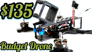 Budget Drone Build - $135 Source One 6S Quadcopter build - TBS Source One, Emax Eco, Foxeer
