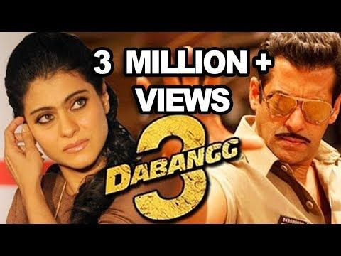 51 Interesting Facts : Dabangg 3 (2018) |  | Salman Khan, Kajol, Sonakshi | T-series