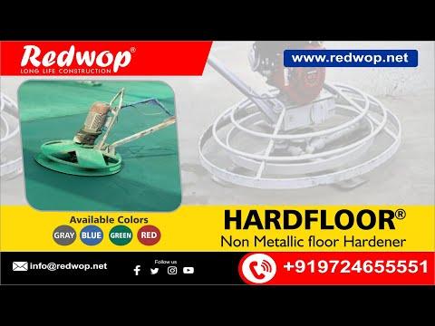 Hard Floor (N) - Non-Metallic Floor Hardener