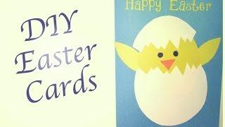 DIY Easter Cards | Haley & Bronwen