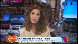 <b>Sophie B Hawkins</b>  Morning Show Interview March 2016
