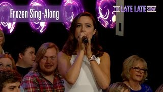 'Frozen' audience sing-along! | The Late Late Show | RTÉ One