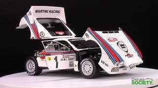 Kyosho Lancia 037 #1 - Winner Rally Montecarlo