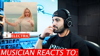 Musician Reacts To Katy Perry - Electric
