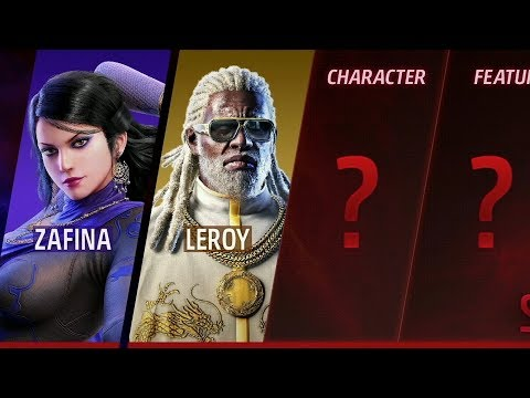 , title : 'TEKKEN 7 Season 3 — Zafina + Leroy Smith (Reveal Trailer)'