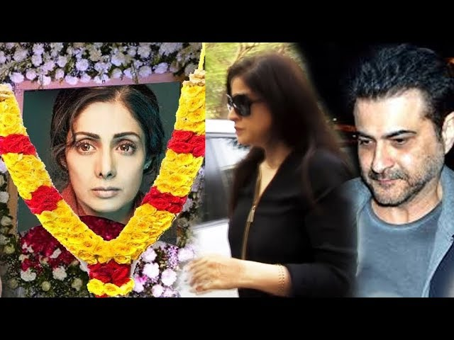 Sanjay Kapoor Wife Maheep Sandhu Visit Anil House