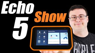 How To Setup The Amazon Echo Show 5