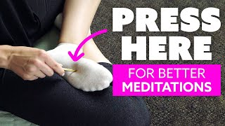 Can't Focus During Meditation? Try This!
