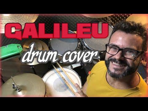 GALILEU [drumcover]