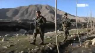 The Battle of Alasay - French troops in combat (Eng. subtitles)