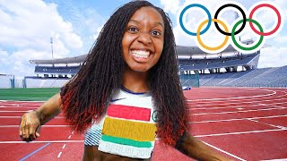 TOKYO OLYMPICS 2021 (Track and Field Trials For 24 Hours) -  Onyx Family