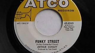 ARTHUR CONLEY FUNKY STREET   ATCO RECORDS