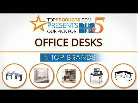 Best Office Desk Reviews 2017 – How to Choose the Best Office Desk