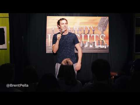 Brent Pella - Mom in Custody Court (Stand-Up Comedy)