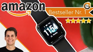 Warum kauft JEDER diese 40€ Smartwatch? Amazon Bestseller im Test
