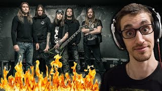 "Hip-Hop Head's FIRST TIME Hearing CHILDREN OF BODOM: ""In Your Face"" REACTION"