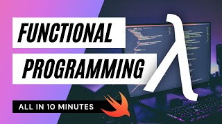 How To Use Functional Programming in Swift [Beginner's Guide | Step-by-Step]