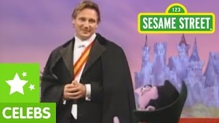 Sesame Street Count To Twenty With Liam Neeson