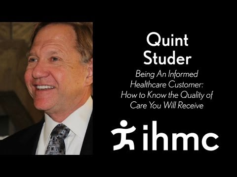 Sample video for Quint Studer
