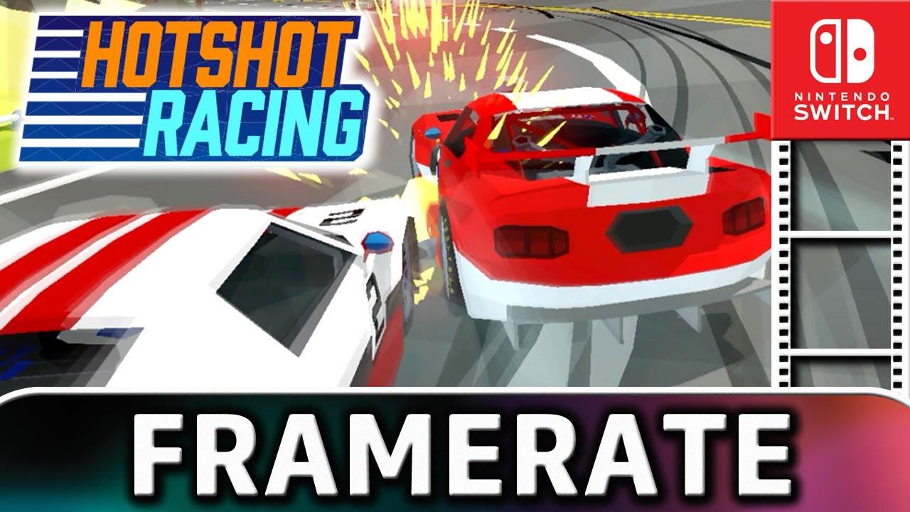Hotshot Racing | Nintendo Switch Frame Rate