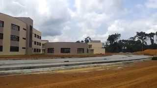 preview picture of video 'Unicon Guinea. Obras de la AUCA Junio 2014'