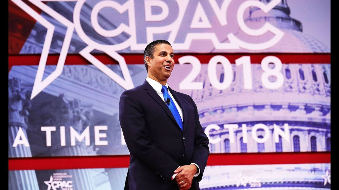 Ajit Pai Gets NRA Award for Killing the Internet thumbnail