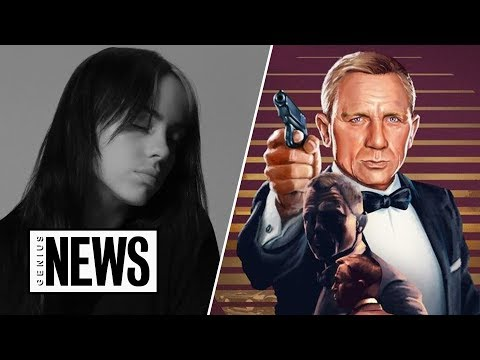 """Billie Eilish's 007 Theme """"No Time To Die"""" Explained 