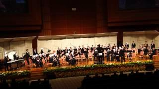 Finale Wind Orchestra 2012: 2. Sekolah Menengah Sains Kuching