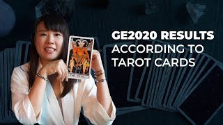 A Tarot Card Reading of Singapore GE2020