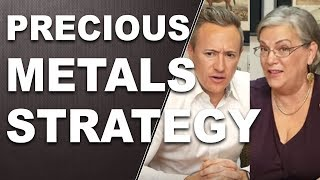 PRECIOUS METALS STRATEGY: Get the MOST from Gold & Silver. Q&A with Lynette Zang and Eric Griffin