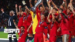 Portugal Vs. Netherlands Analysis: Cristiano Ronaldo And Co. Crowned Champions | UEFA Nations League