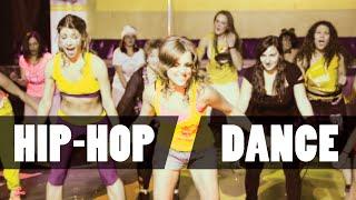 Смотреть онлайн Как научиться танцевать хип хоп урок