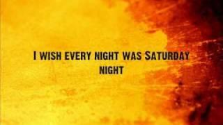 Bowling For Soup - S-S-S-Saturday (Saturday Night) w/lyrics