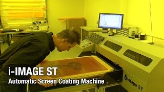 I-IMAGE ST Computer-to-Screen Imaging System - Product Video #1