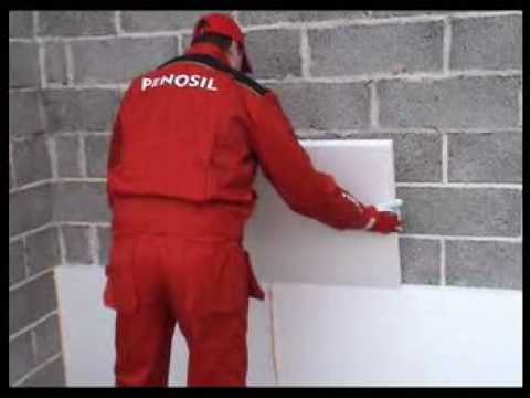 Līmes putas PENOSIL Premium Polystyrol FixFoam 750ml