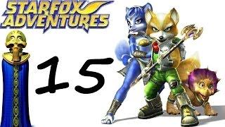 Star Fox Adventures - Walkthrough - Part 15 - The Test of Strength! - Video Youtube
