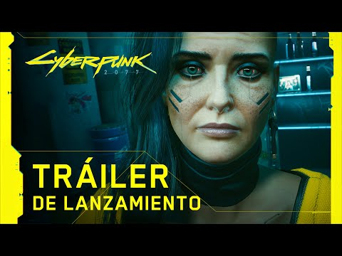 Trailer de Cyberpunk 2077