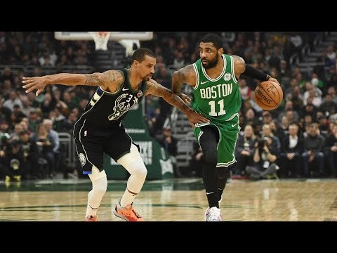 Kyrie Irving's Handles Are Ridiculous | 2018-19 Ball-Handling Mix