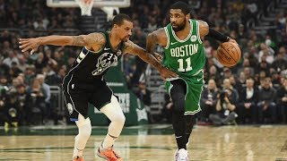 Kyrie Irving's Handles Are Ridiculous   2018-19 Ball-Handling Mix