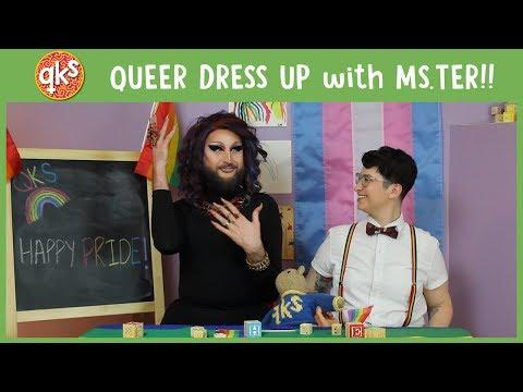 LGBTQ+ KINGS & QUEENS (ft: Ms.Ter) – Drag: QUEER KID STUFF #20
